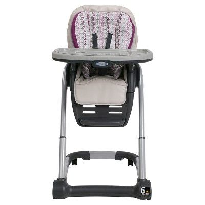 Graco Blossom 4 In 1 Seating System Convertible High Chair Nyssa