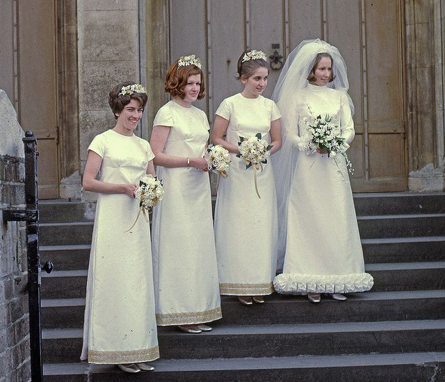 Tricia Nixon Wedding Gown: Pin En Brides's 60's/Núvies Anys 60