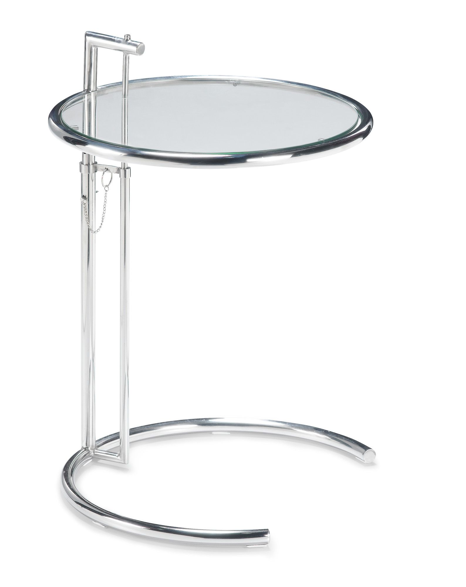 Eileen Gray Table Eileen Gray Replica Adjustable E1027 Side Table In 2019 Wharf