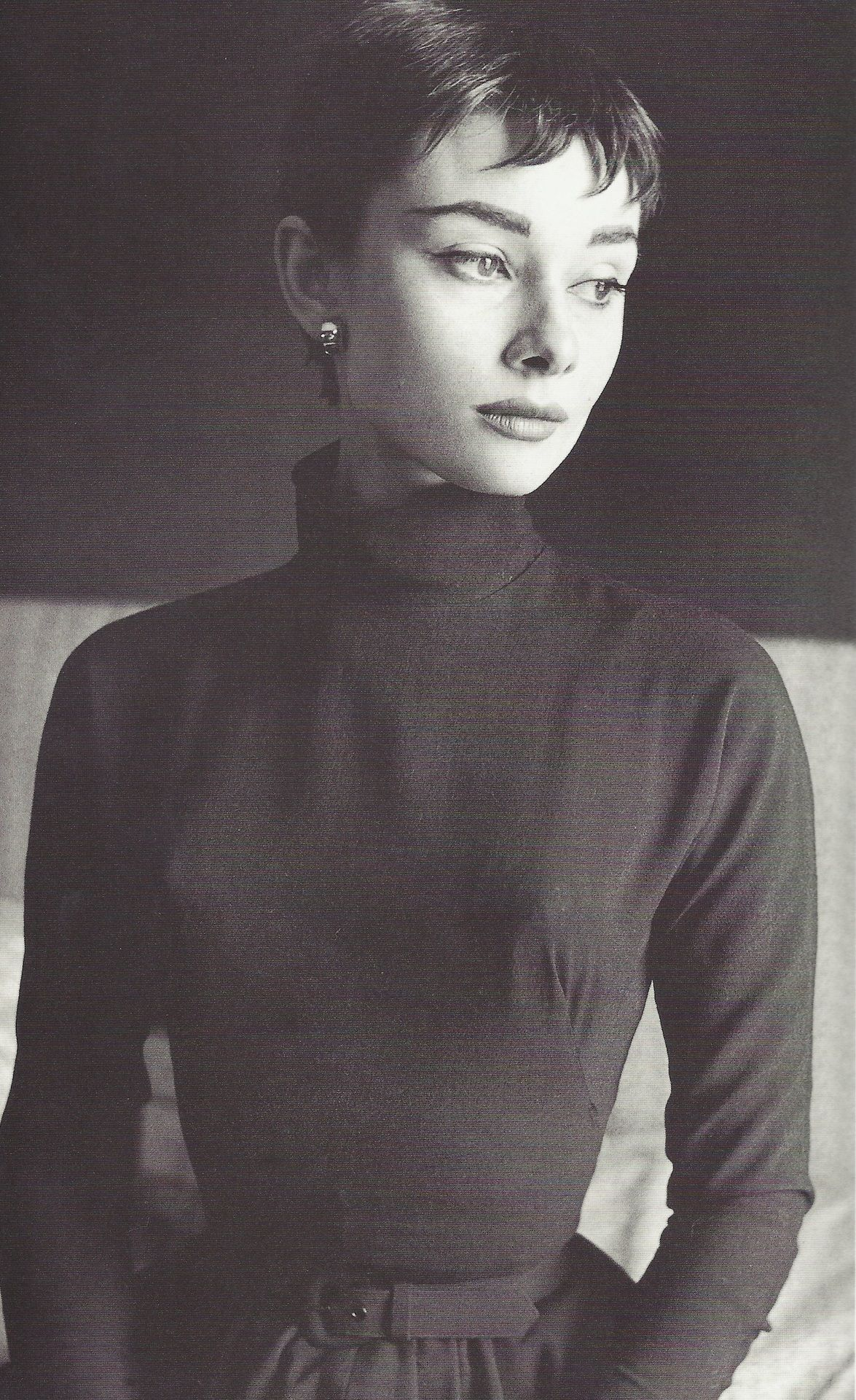 Cecil Beaton- British photographer Audrey Hepburn, 1954 art work for Millionairess