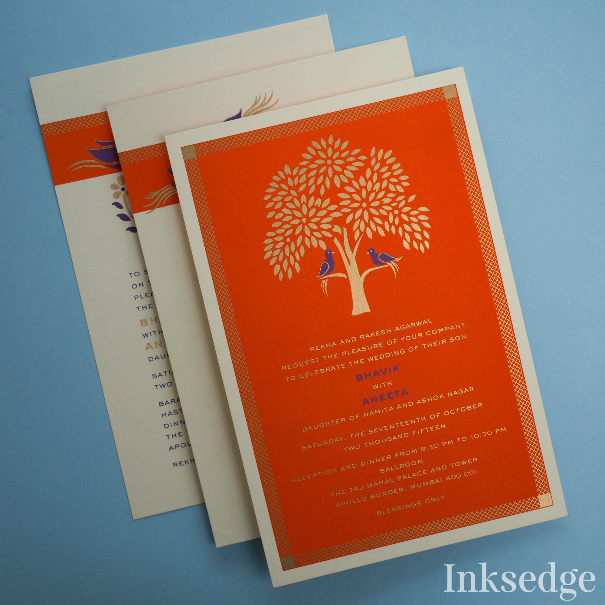 inksedge #inksedgeweddinginvitations #weddigninvitations ...