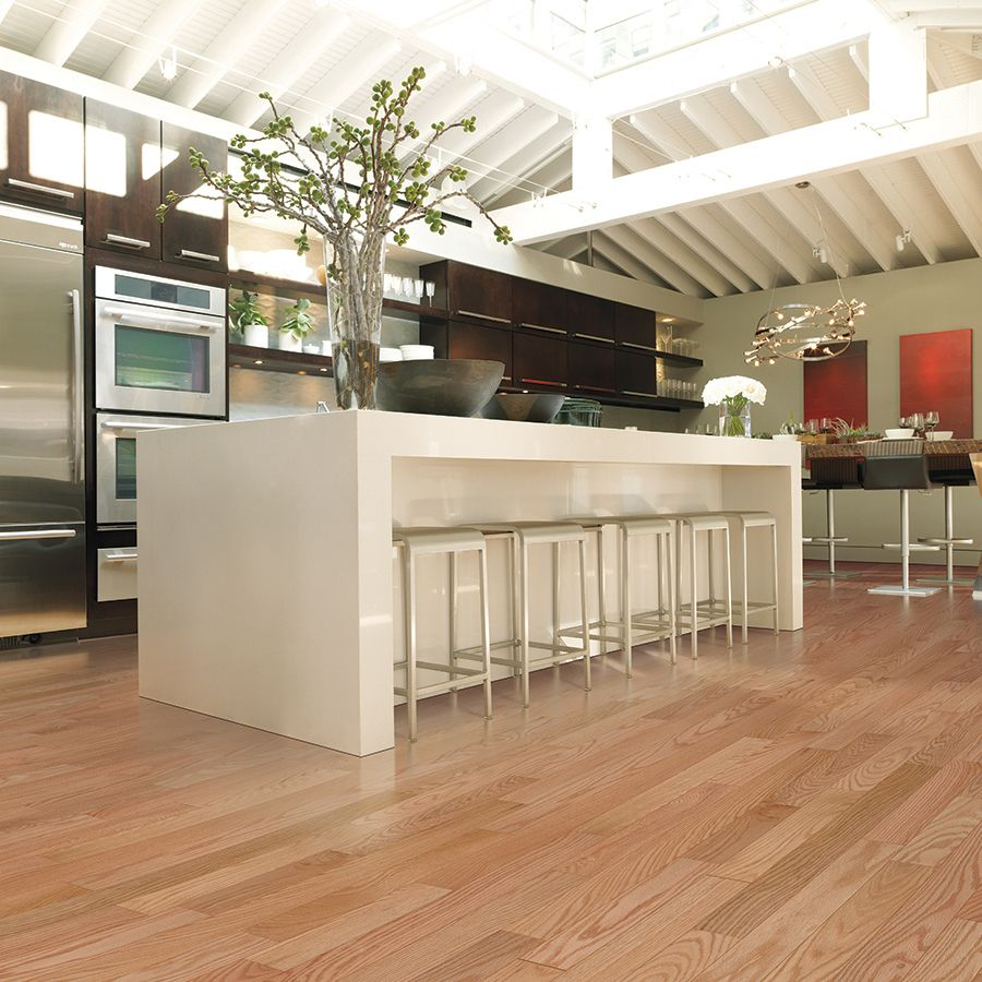 Pergo American Era Natural Oak Hardwood Flooring 17 6 Sq Ft At