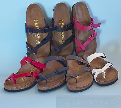 super popular cbbf1 b69e1 Birkenstock Mayari flip-flop sandalen ALLE MAßNAHMEN E Die ...