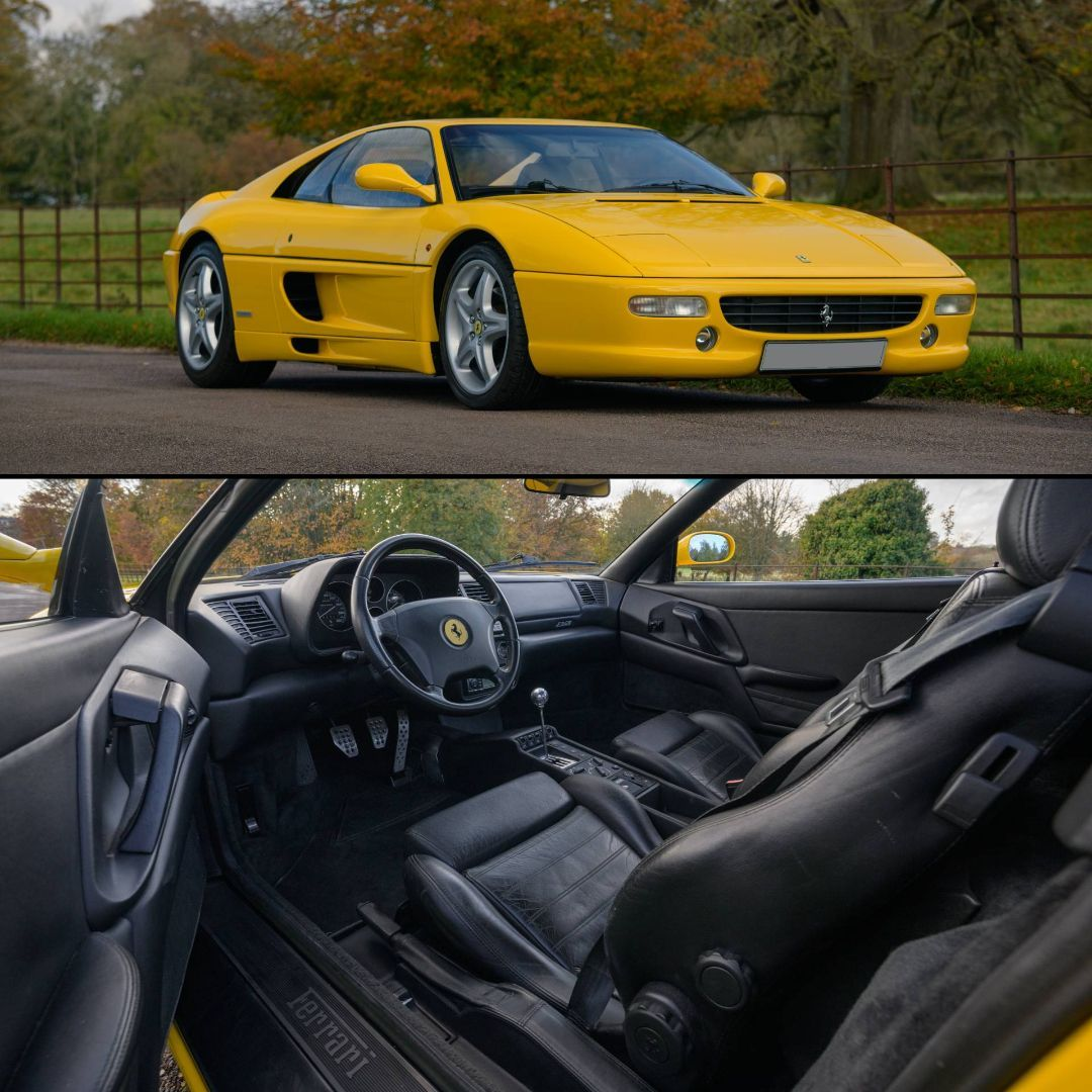 A Great Modern Classic Supplied By Mugello Cars This 1997 Ferrari F 355 Berlinetta Comes Equipped With The Much Pref In 2020 Ferrari Classic Cars Classic Cars Muscle