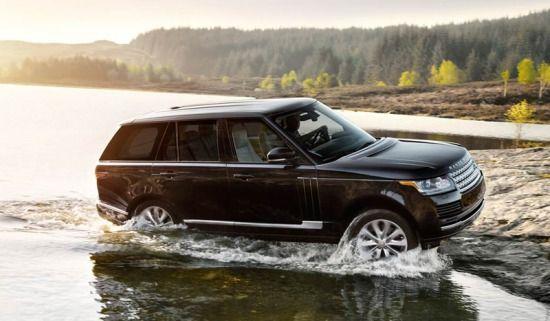 Range Rover Full Size Luxury Suv Land Rover Usa Range Rover Hse The New Range Rover Range Rover