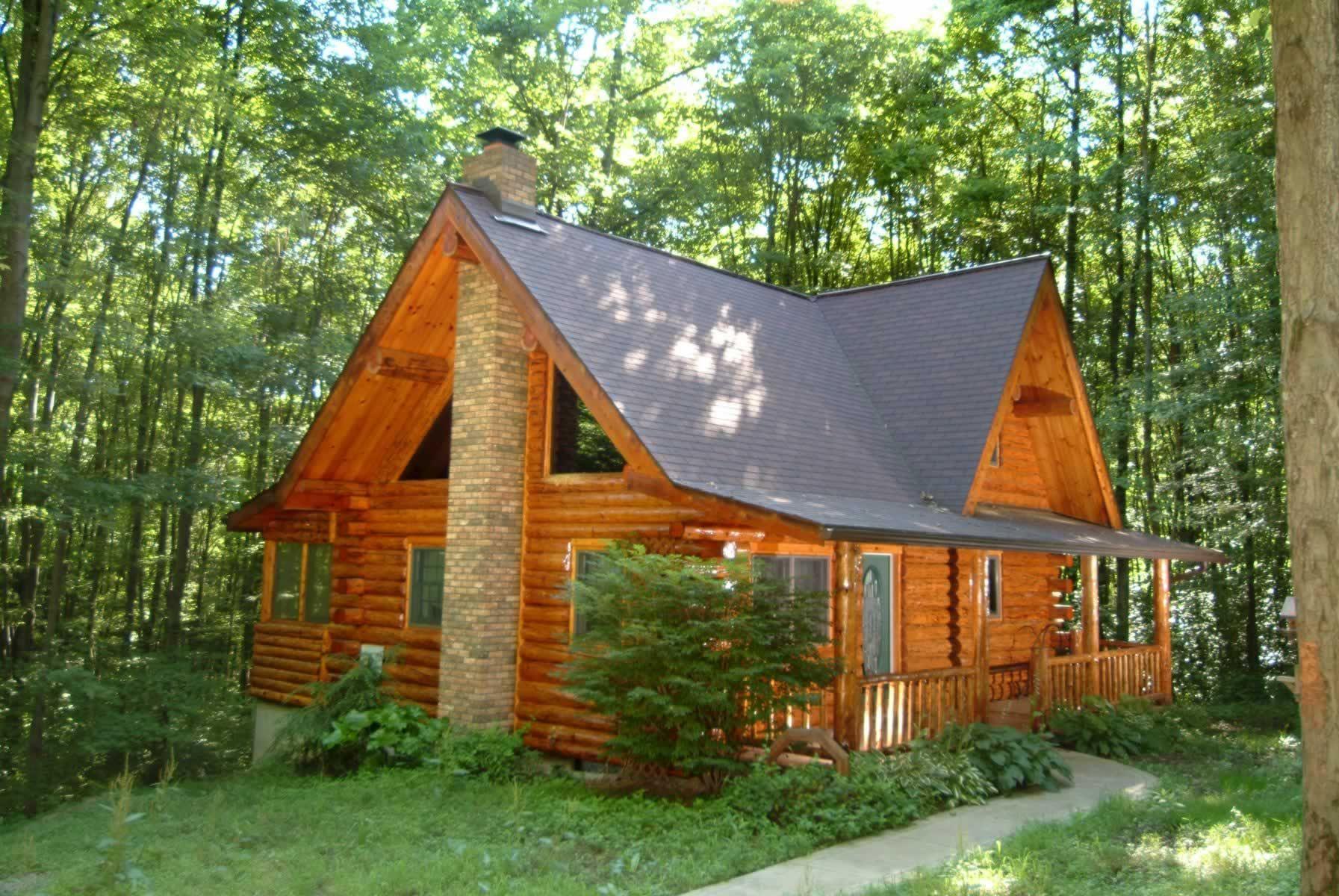 Pretty Cabin Building A Cabin Log Home Floor Plans Log Cabin Plans