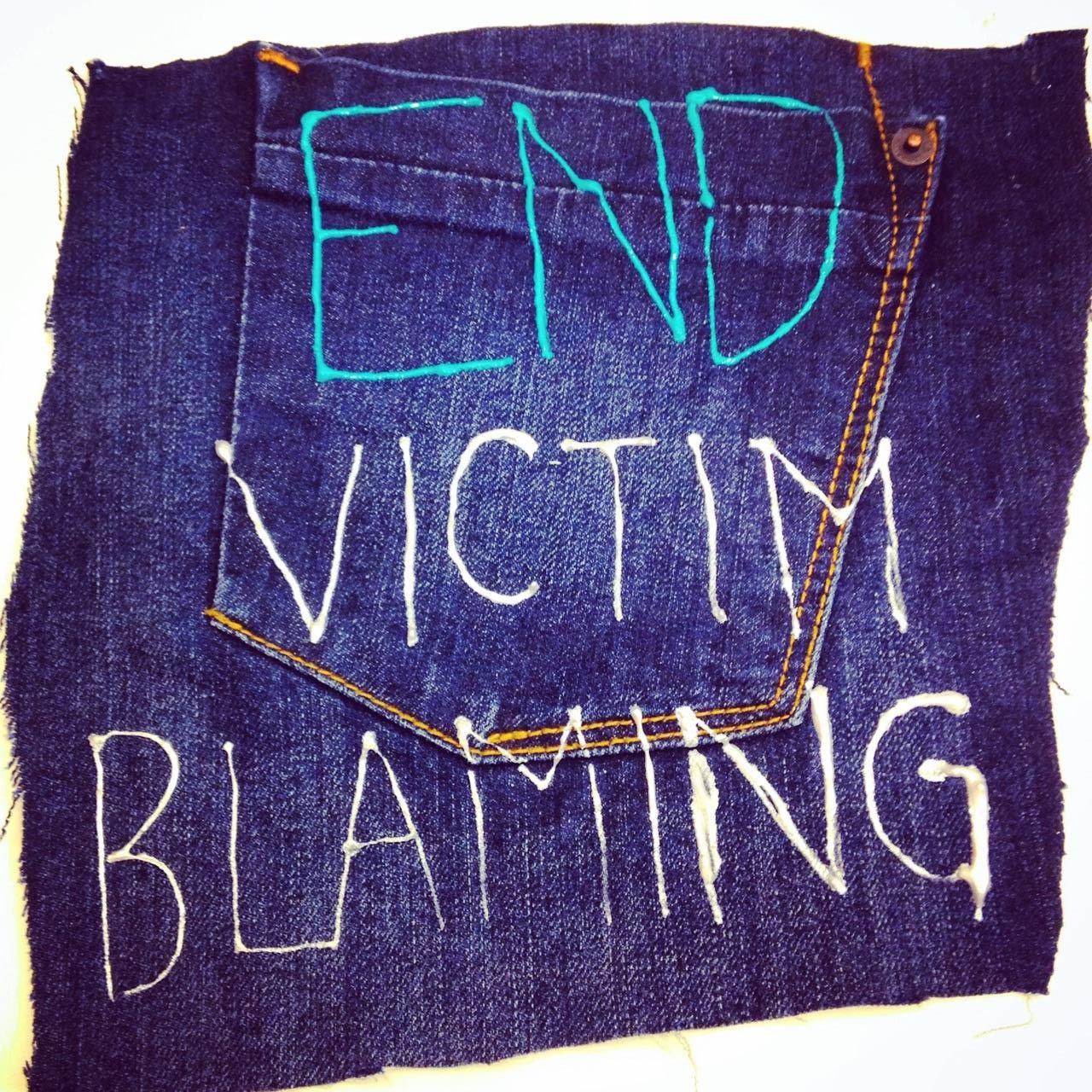 End Victim Blaming Saam