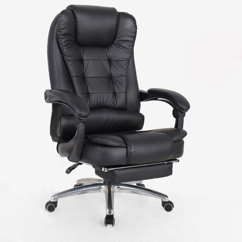 Computer home office reclining massage boss lift turn foot