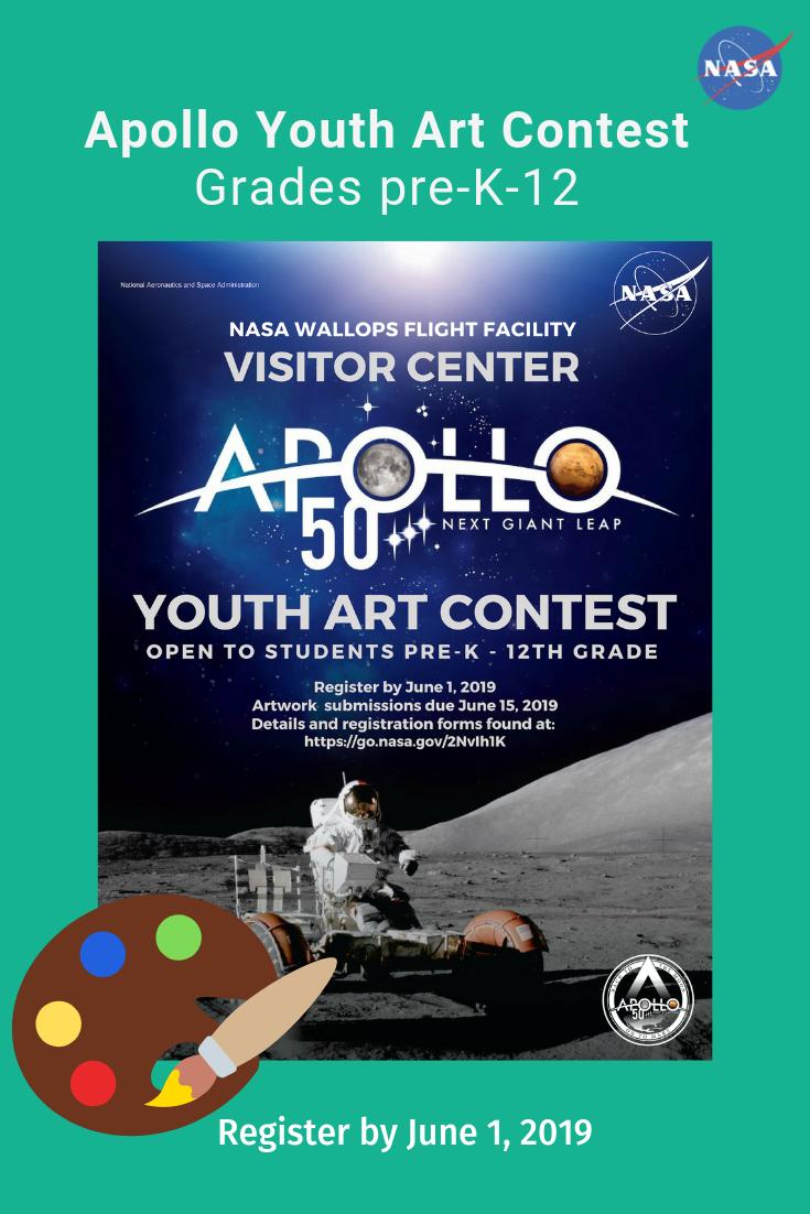 nasa apollo youth art contest - photo #5