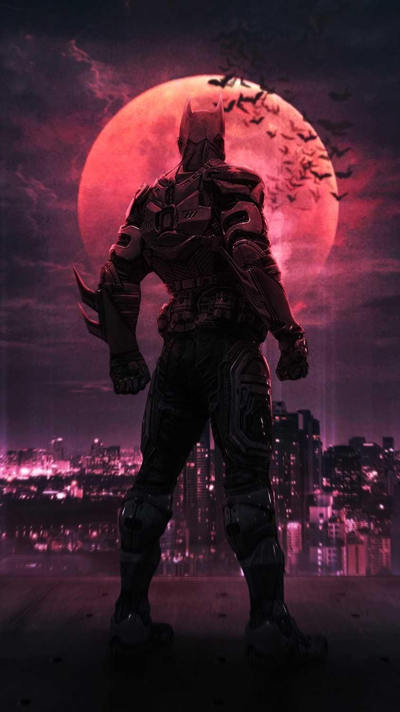 Download Batman Night Iphone Wallpaper Top Free Awesome Backgrounds In 2020 Batman Poster Batman Arkham Knight Wallpaper Batman Wallpaper