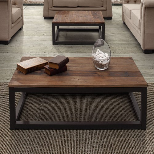 Small Coffee Tables Home Bargains: Zuo Modern Civic Center Long Coffee Table