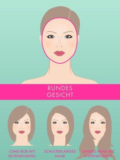Welcher Haarschnitt Passt Zu Deiner Gesichtsform? H A I R