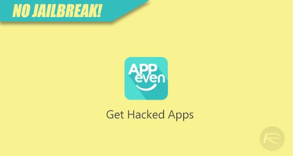 AppEven Lets You Download Hacked Apps And Tweaks On iOS 11
