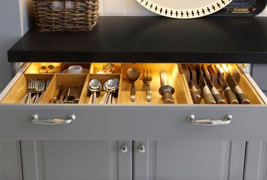 Ikea Ustensiles De Cuisine | Planifier Sa Cuisine Ikea Tiroir Cuisine Tiroir Et Les
