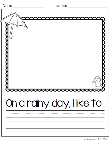 april printables kindergarten literacy and math lesson and lesson plans kindergarten. Black Bedroom Furniture Sets. Home Design Ideas