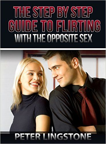Flirting with the opposite sex