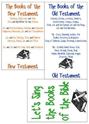 sing the books of the Bible | Church | Pinterest | De cristo, La ...