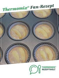 Schnelle Apfel Zimt Muffins mit Joghurt (auch ohne Zucker lecker)