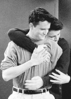Friends Chandler Bing And Matthew Perry Image Joey Friends