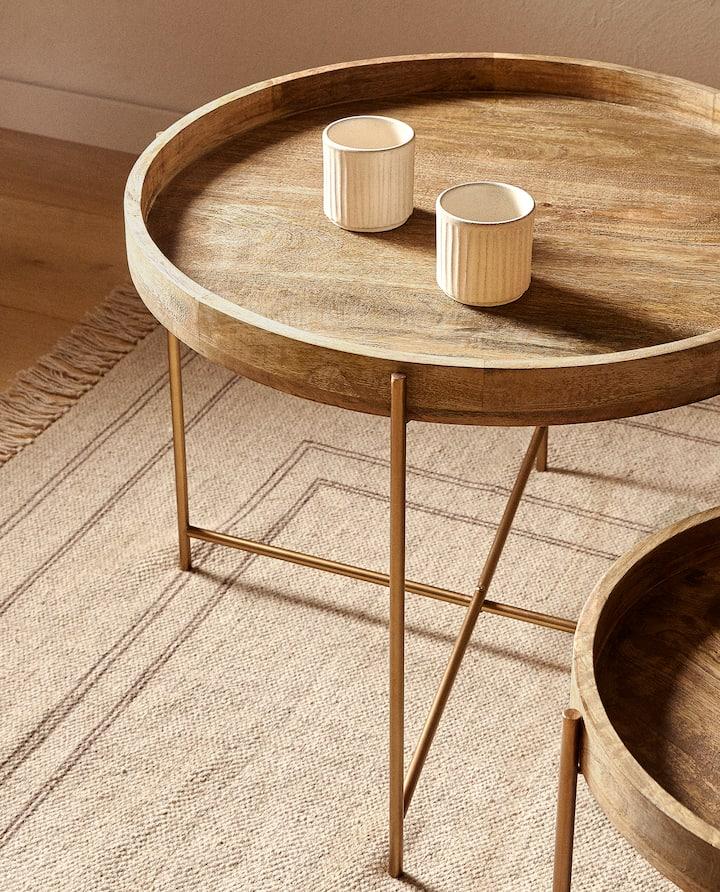 Image Du Produit Table Pliante Avec Plateau Folding Table Table Coffee Table