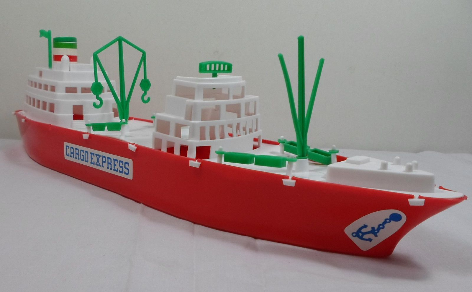 Ropaplast Vtg Italy 70 S 80 S Plastic 17 Red Pacific Princess Ship Water Toy Ebay Water Toys Toys Vintage Toys