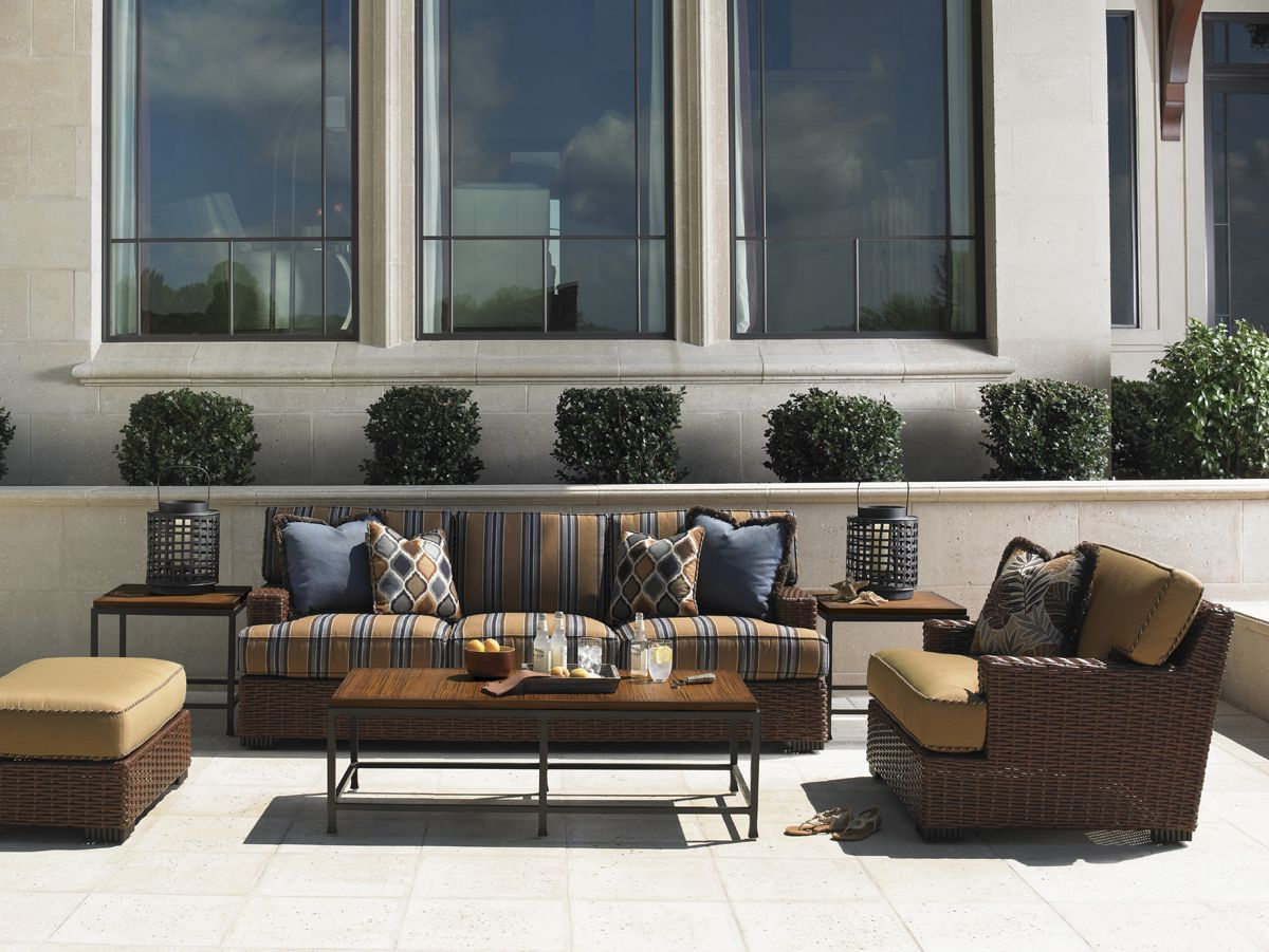 Tommy Bahama Outdoor Outdoorpatio Sofa Norris Furniture Interiors Fort Myers And Naples Fl