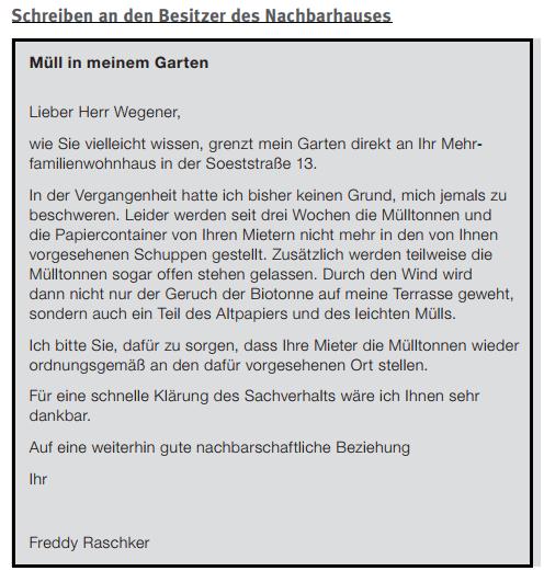 Beschwerdebriefe Wie Kann Man Sich Schriftlich Beschweren German Language Learn German German Language Learning