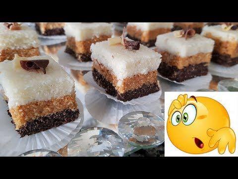 71 حلوى 4 مكونات بدون قالب بدون فرن بدون شوكولاته مذابة ههههههه تلبية لطلباتكم Youtube Arabic Desserts Desserts Arabic Sweets