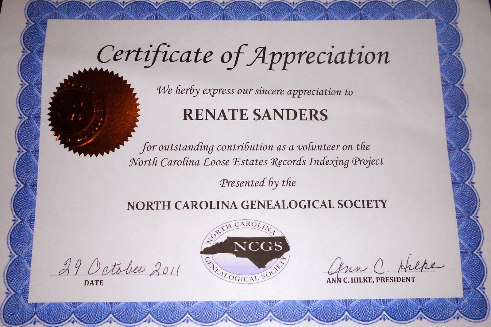 Volunteer appreciation certificate template free some people only volunteer appreciation certificate template free some people only want their extended family to see their genealogy yadclub Images