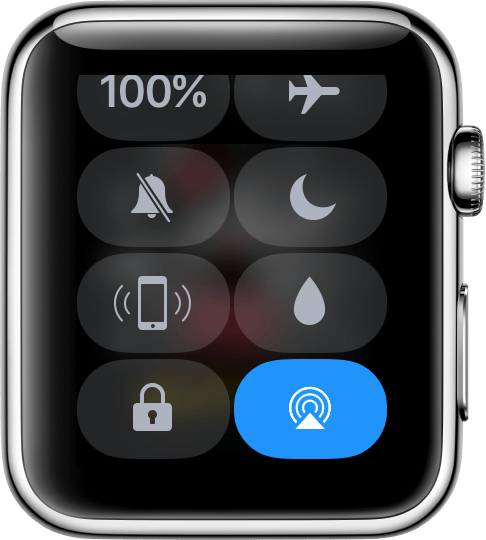 Status Icons And Symbols On Apple Watch Apple Watch Iphone Icon Icon