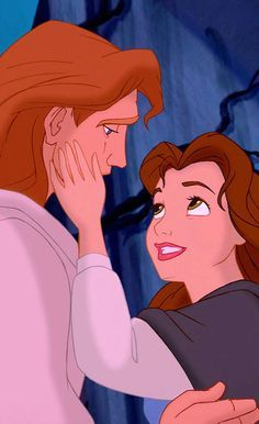 It is a proven scientific fact that all of the best, sassiest, and smartest princesses are BRUNETTES! Belle (aka Best Princess Ever,) Mulan (aka Other Best Princess Ever,) Jasmine, Pocahontas, Esmeralda, Nani and Lilo, Jane... need I go on?
