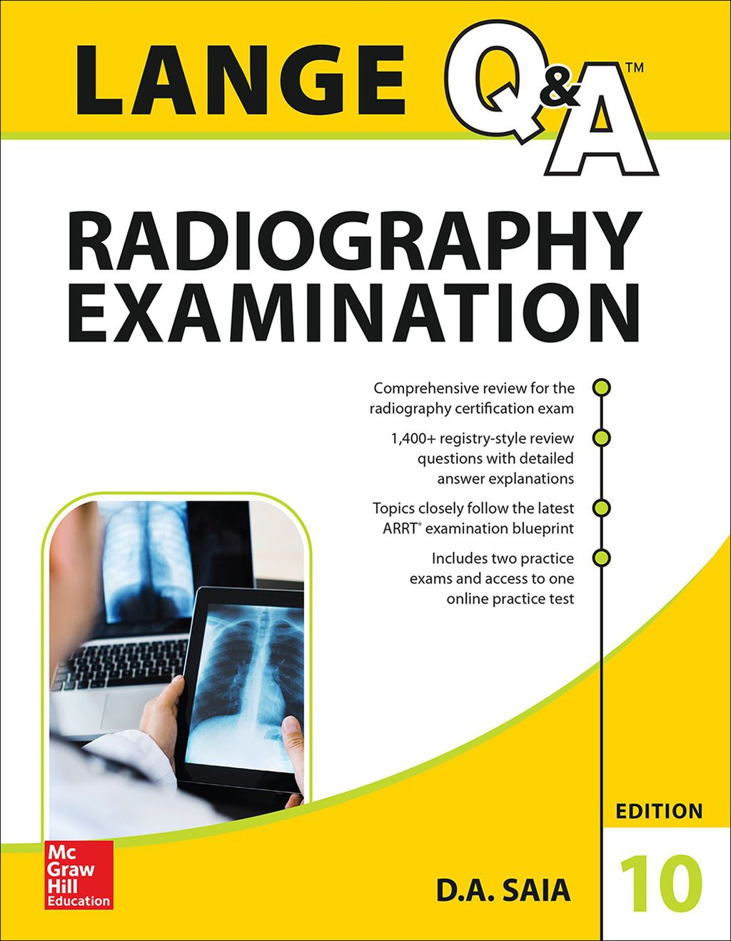 Lange Q A Radiography Examination Tenth Edition Ebook