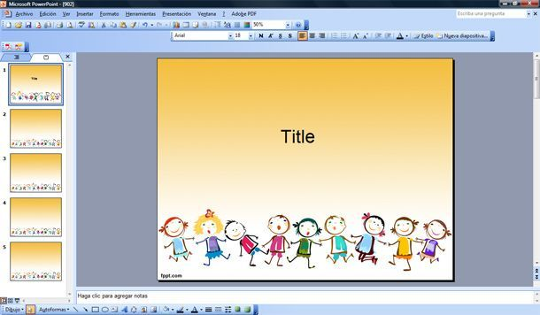 free school powerpoint backgrounds | powerpoint templates children, Powerpoint templates