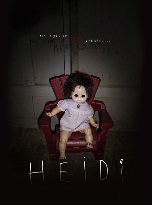 HEIDI 2014 - Horror Movie News...