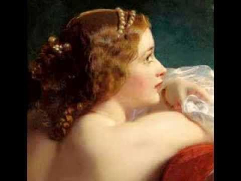 James Sant British Painter Symphony No. 41 In C Major Jupiter - Minuetto...
