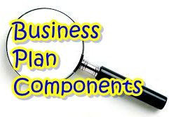 Components Of A Business Plan  Sample Proposal
