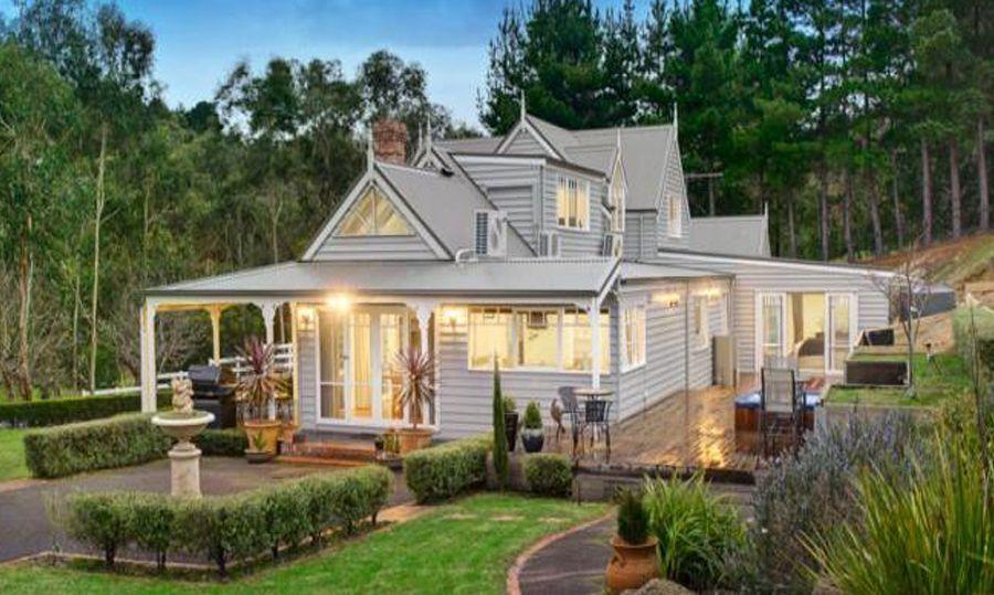 Sweetwater Storybook Designer Kit Homes Australia Country House Design Hamptons House Kit Homes Australia
