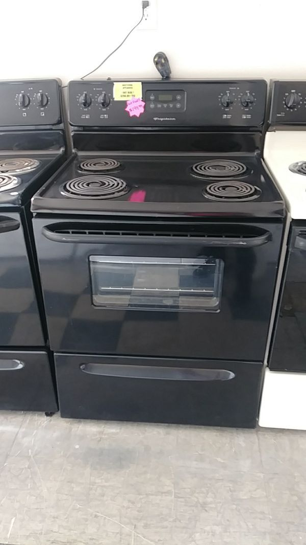 Reconditioned/Certified, This is a huge electric stove