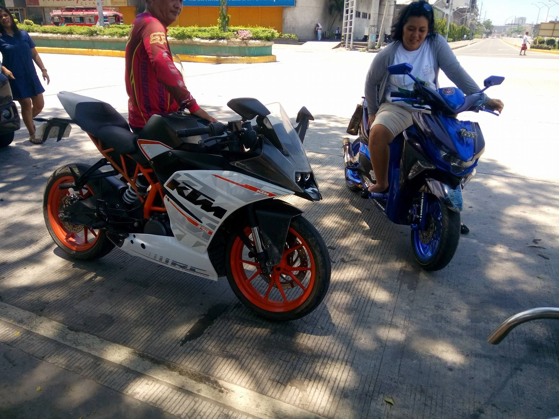 Davao motorbike rental book 2 wheel philippines rent