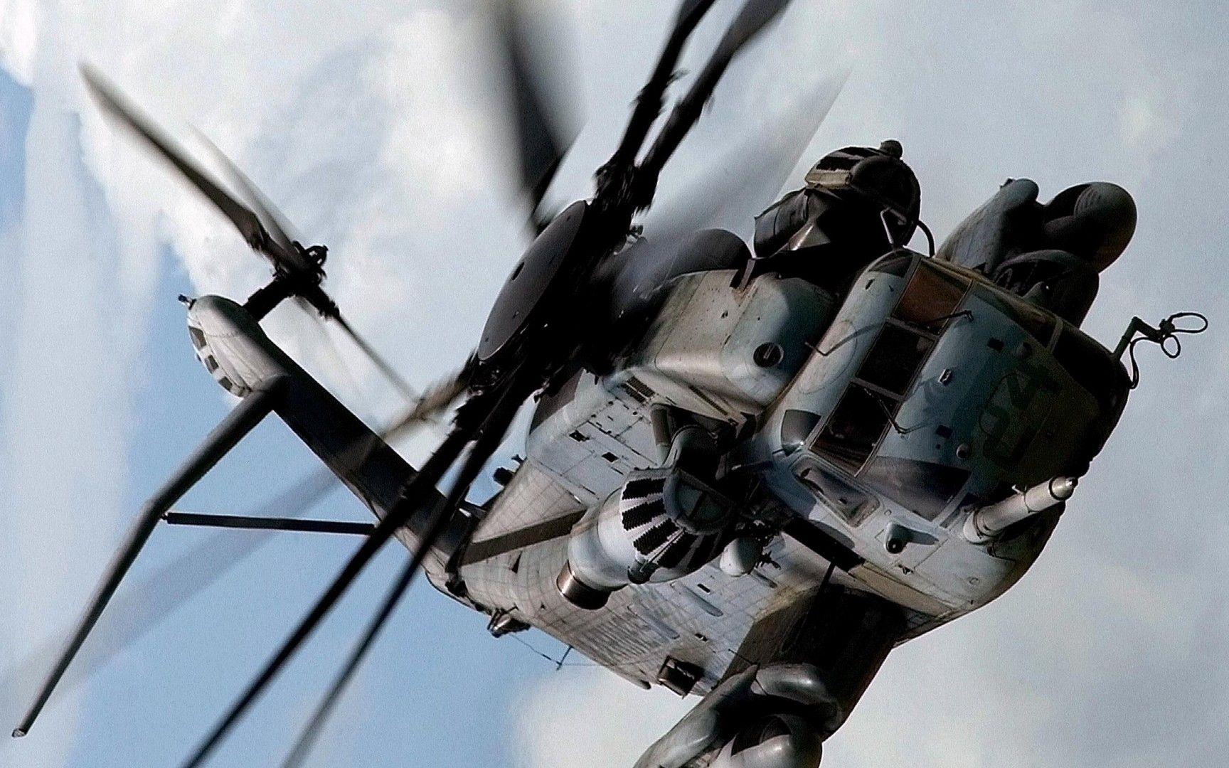 Обои stallion, helicopter, 53e, ch. Авиация foto 13