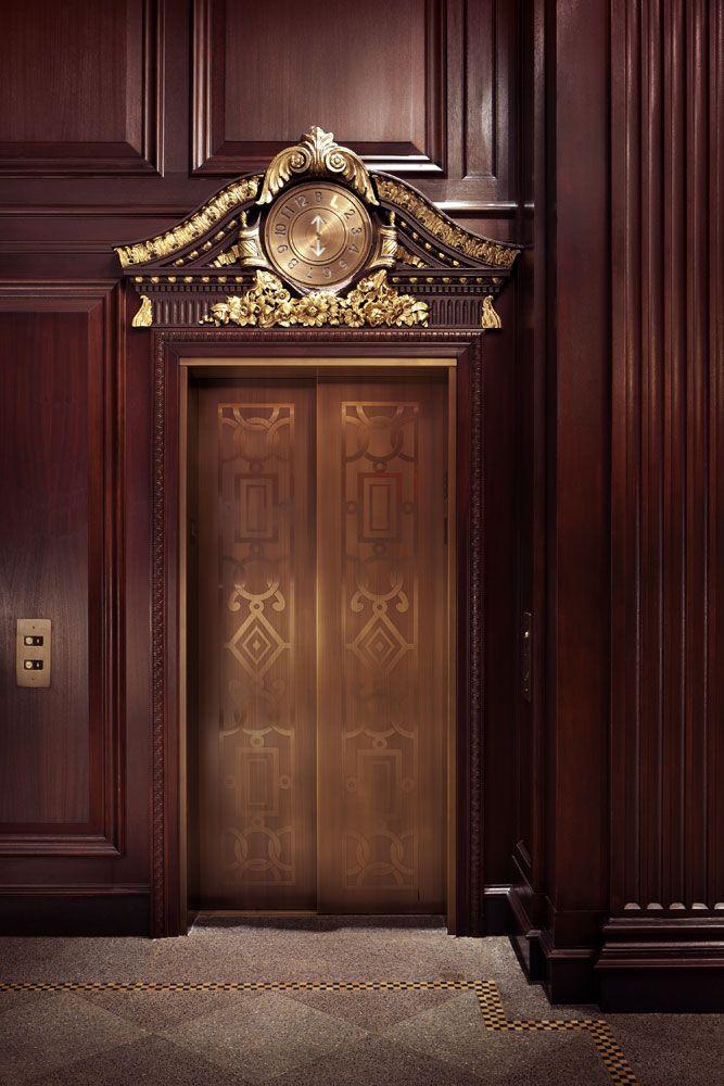 Rosewood Hotel Georgia, Vancouver, BC, Canada. Interior ...