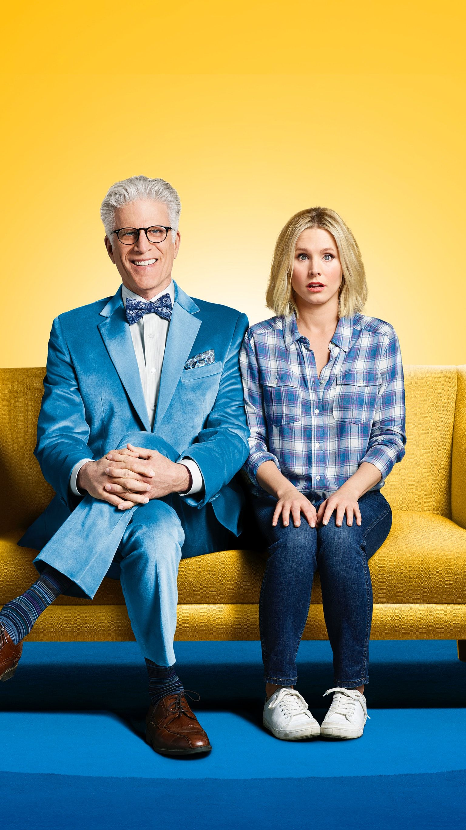 Things Wallpaper Phone Place Places The 2019 Good Place In Tv Shows