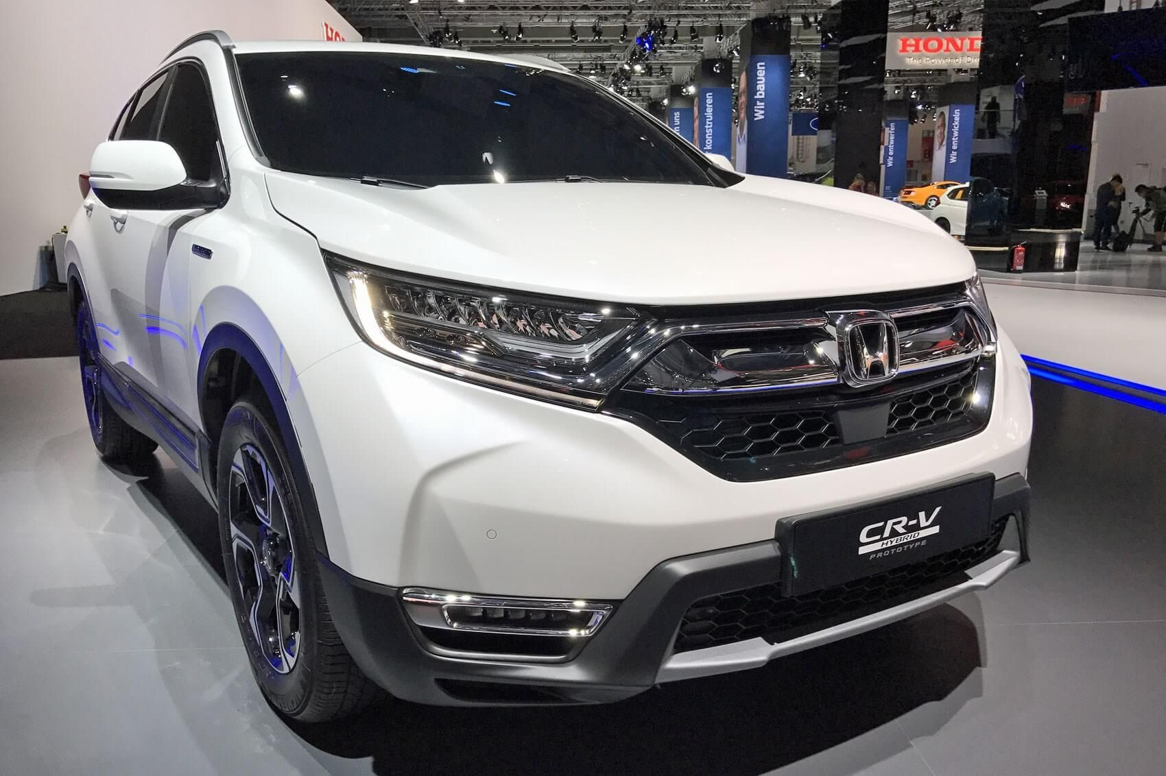 Honda Honda Crv Hibrid Front Spy Shot Honda Crv 2019 2020 As The New Japanese Crossover Honda Hrv Honda Crv Honda