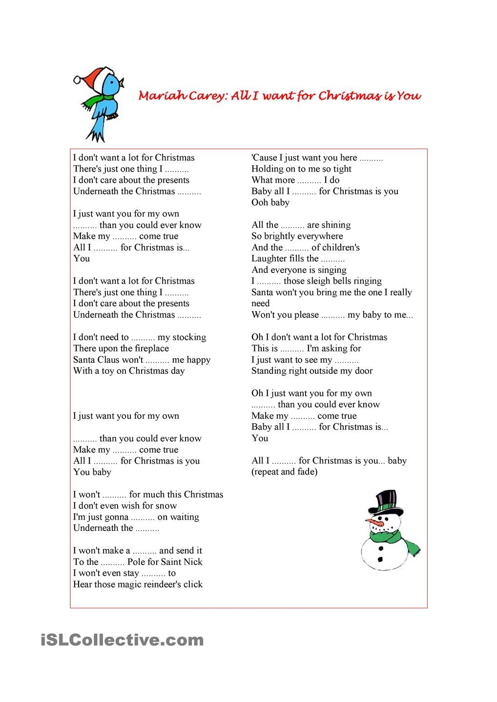 Lyrics and i want a boob job for christmas