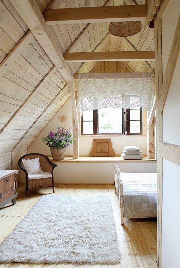 dachgeschoss einrichten schlafzimmer wei er teppich ...