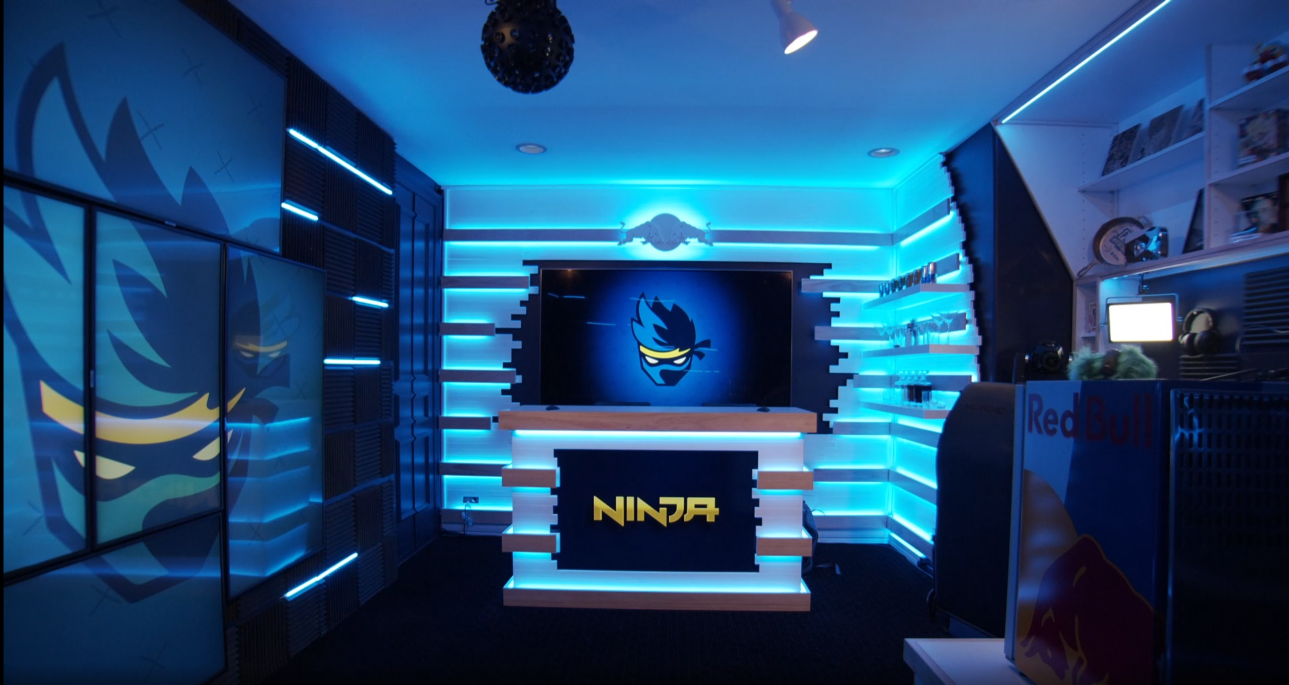 Ninja's New Streaming Room (Stream Capture) in 2019 | Game ...