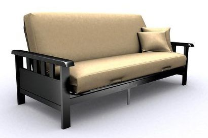 Futon Frame Tiny House Furniture Pinterest Houses And Small Es