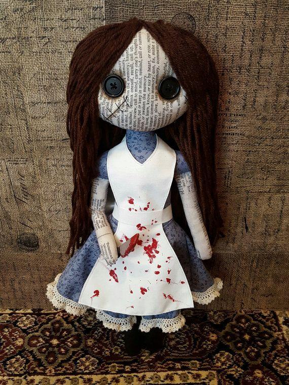 Handmade Doll Alice By Moodyvoodies On Etsy Doll Artdoll