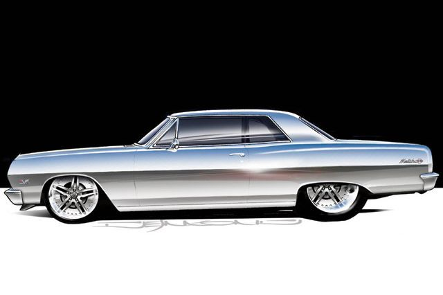 chip foose sketches for sale - Google Search | Illumination ...