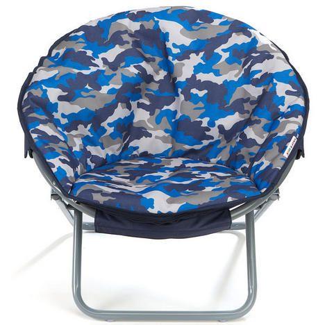 Blue Camo Saucer Chair 79 99 Now 29 99 Landon Bedroom